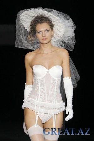 Экстравагантные костюмы невест