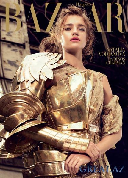 Лучшие  Обложки журналов моды