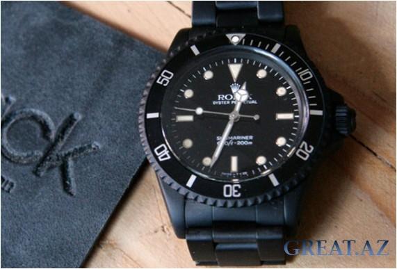 Эксклюзивная коллекция винтажных часов Rolex